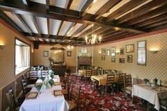 Dinning room. Restaurant dinning room royalty free stock image