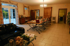 Dinning room Stock Photos