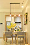Dinning room Royalty Free Stock Photo
