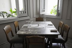 Dinning room Royalty Free Stock Photography