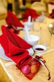 Dinning Set 02 Royalty Free Stock Photos