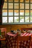 Dinning Tabelle Lizenzfreies Stockbild