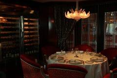 Dinning Tabelle Stockbilder