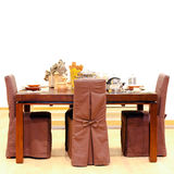 Dinning table Royalty Free Stock Image