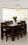 Dinning table Stock Images