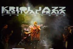 Dino Δ ` Σαντιάγο (Πράσινο Ακρωτήριο) Στοκ φωτογραφία με δικαίωμα ελεύθερης χρήσης