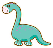 Dino Foto de Stock Royalty Free