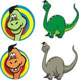 Dino Royalty Illustrazione gratis