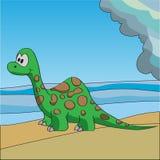 Dino Foto de archivo