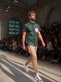 Dino Alves SS2015 Stock Images