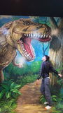 Dino Royalty Free Stock Photography