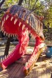 Dino land Royalty Free Stock Photography