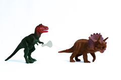 Dino Paddle Royalty-vrije Stock Afbeelding