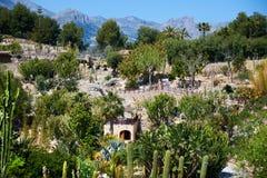 Dino Park av Algar spain Fotografering för Bildbyråer