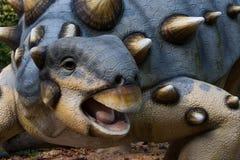 Dino Park Dinosaur Fotografía de archivo libre de regalías