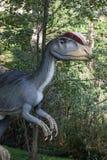 Dino Park Dinosaur immagine stock