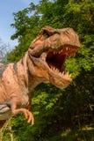 Dino Park, Slowakije stock afbeeldingen