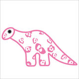 Dino5 Photographie stock libre de droits