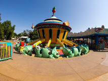 Dinoland at Animal Kingdom, Orlando Florida. Royalty Free Stock Photos