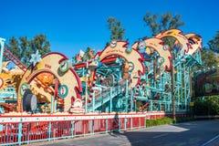 DinoLand U S A am Tierreich bei Walt Disney World lizenzfreies stockbild