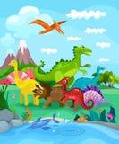 Dinos Photos stock