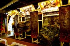 Dinos alive Royalty Free Stock Image