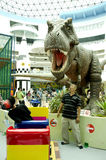 Dinos alive Royalty Free Stock Photography