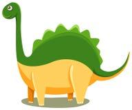dinosaur ilustracja wektor