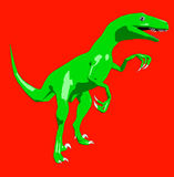 Dinosaur 4. This is a dinosaur Royalty Free Stock Images