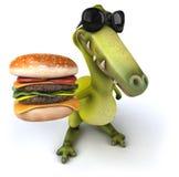 dinosaur ilustração do vetor