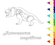 096_dinosaur Lizenzfreie Stockfotos