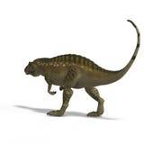 Dinosaur Acrocanthosaurus Stock Photos