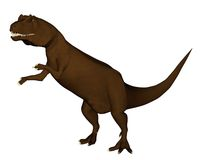 Dinosaur - Allosaurus Royalty Free Stock Photography