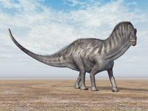 Dinosaur Amargasaurus Stock Images