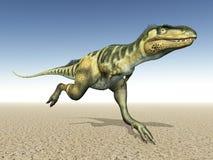 Dinosaur Bistahieversor Illustration Libre de Droits