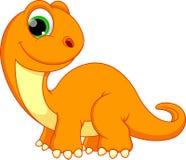 Dinosaur cartoon Royalty Free Stock Photos