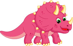 Dinosaur cartoon Royalty Free Stock Image