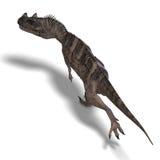 Dinosaur Ceratosaurus Royalty Free Stock Images