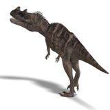 Dinosaur Ceratosaurus Royalty Free Stock Photos