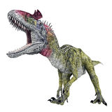 Dinosaur Cryolophosaurus Royalty Free Stock Images