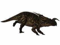 Dinosaur d'Einiosaurus-3D Photos stock