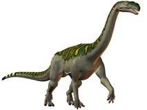Dinosaur de Plateosaurus-3D Photographie stock