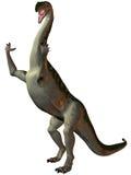 Dinosaur de Plateosaurus-3D Images libres de droits