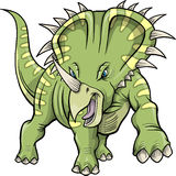 Dinosaur de Triceratops Photos stock