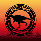 Dinosaur design Stock Photos