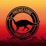 Dinosaur design Stock Photo