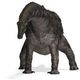 Dinosaur Diamantinasaurus illustration stock