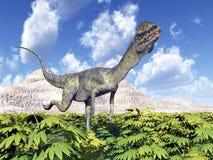 Dinosaur Dilophosaurus Royalty Free Stock Photography