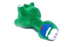 Dinosaur doll flop Royalty Free Stock Images
