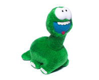 Dinosaur doll stand Royalty Free Stock Image
